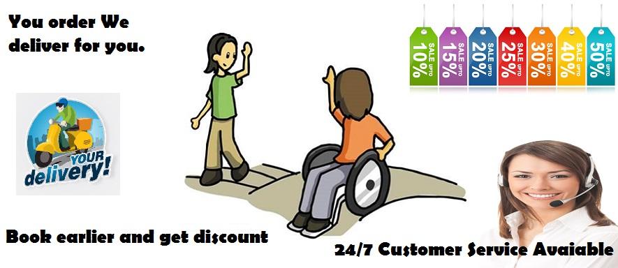 wheelchair antalya